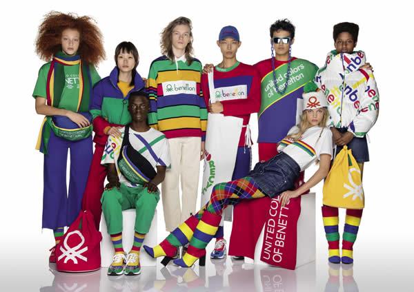 United Colors of Benetton ile Mutluluğa Övgü!